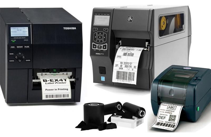 Bander und Drucker